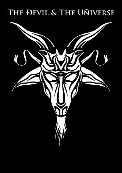 THE DEVIL & THE UNIVERSE - KISS THE GOAT!